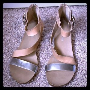 GUC Kenneth Cole Reaction sandals, size 7.5